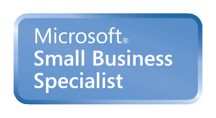 Data Pacific is a certified Microsoft Small Business Specialist